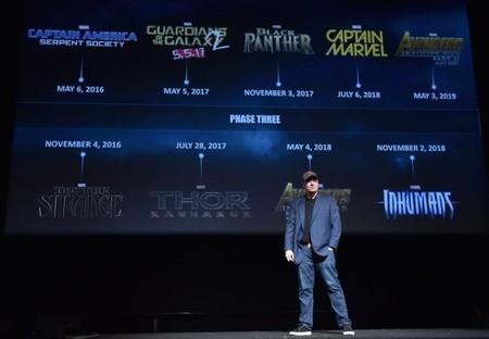 Kevin Feige presenta la Fase Tres de Marvel