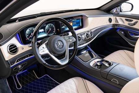 Mercedes Maybach S 650 Night Edition 6