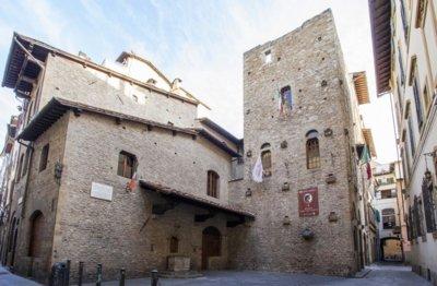 La Casa de Dante Alighieri en Florencia
