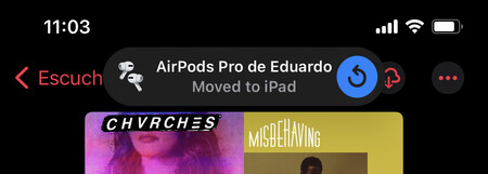 volver AirPods