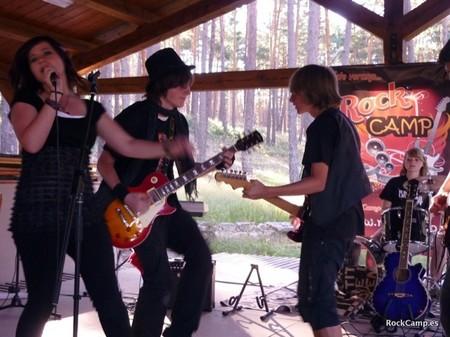 Ya se pueden solicitar las Becas Rock Camp para la edición del año 2014