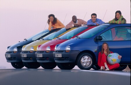 Renault Twingo 1992 2