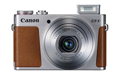 Canon PowerShot G9 X, una nueva compacta de diseño retro y sensor de una pulgada
