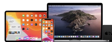 Ya disponible la beta 3 de iOS 13, iPadOS, macOS Catalina y tvOS 13