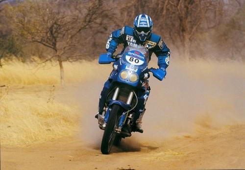 Yamaha XTZ 750 Super Ténéré, el mito que dominó el París-Dakar durante la década de los años 90