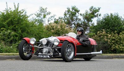 ACE Cycle Car ¿esto que es?