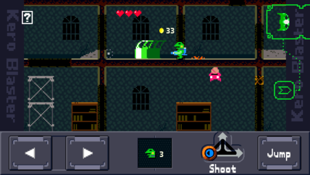 kero blaster studio pixel iphone