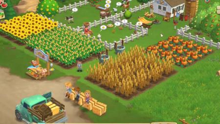 Farmville 2 3d