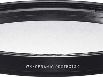 Sigma WR Ceramic Protector, los primeros filtros protectores de Cristal Cerámico Transparente de Sigma
