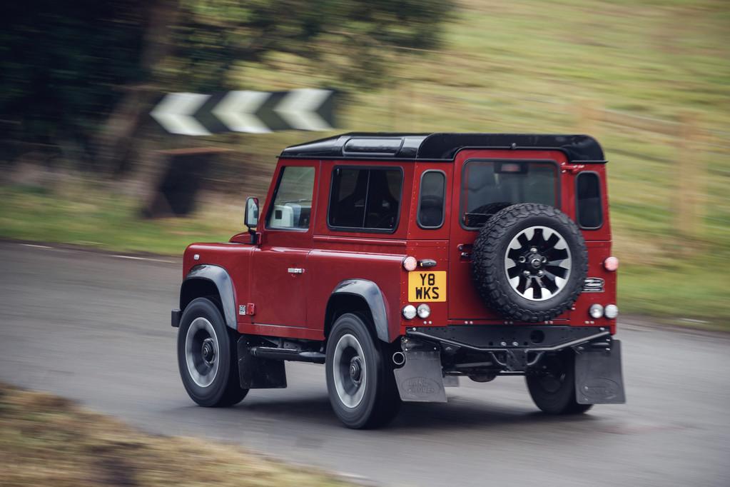 Foto de Land Rover Defender Works V8 (1/8)