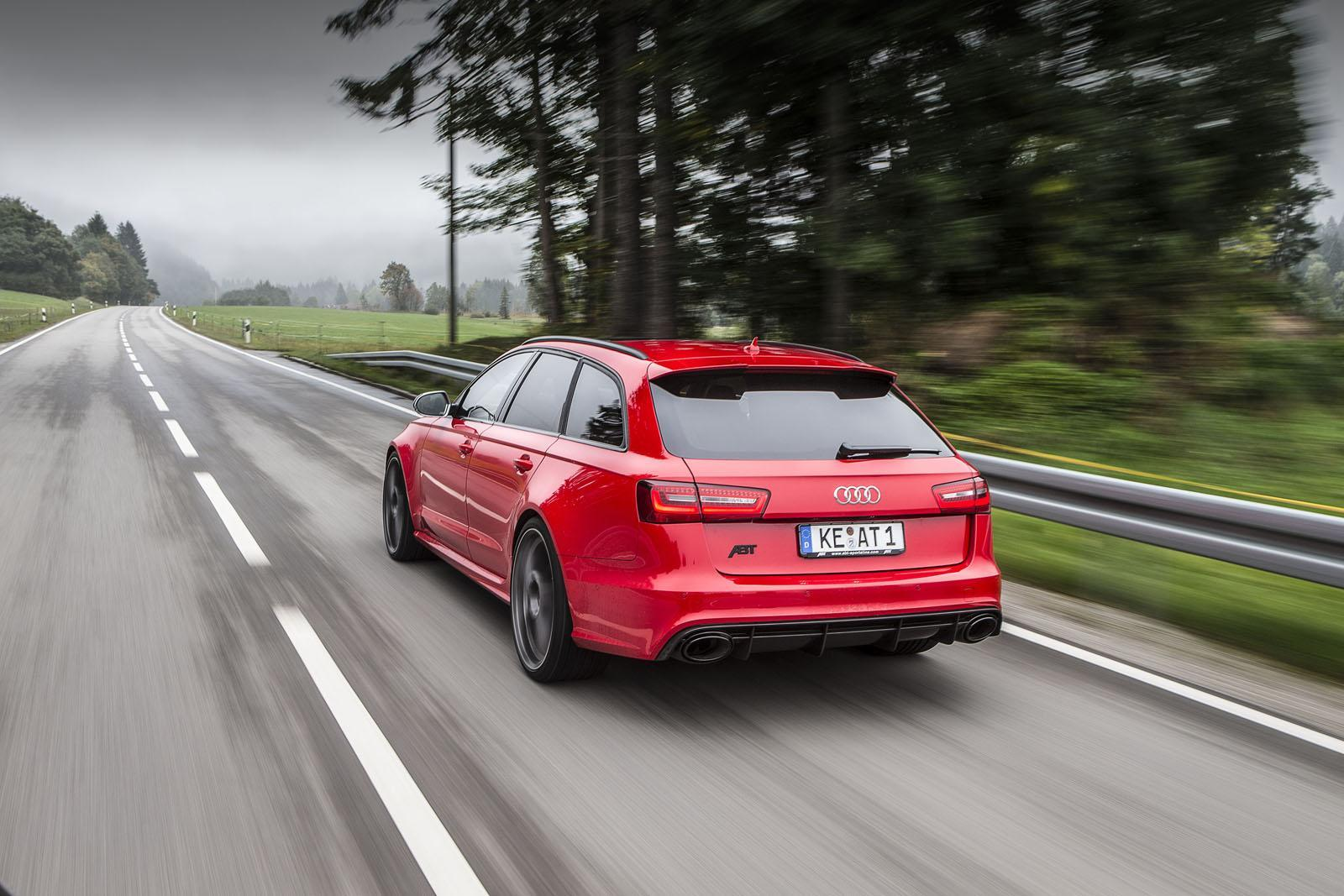 Abt Audi Rs6 Avant 1 12