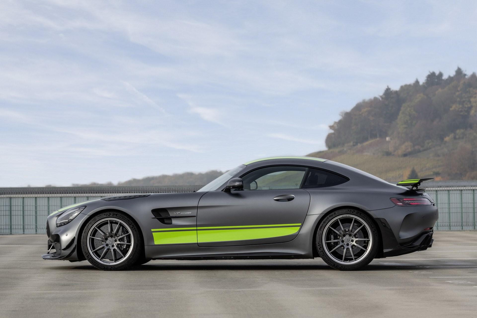 Foto de Mercedes-AMG GT 2020 (37/44)