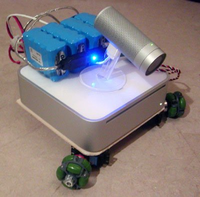 MacMini Robot