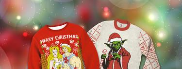 Cuando el jersey de Navidad se encontró con la cultura geek