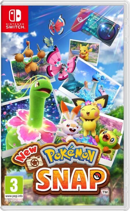 Preventa del nuevo Pokémon Snap para Nintendo Switch