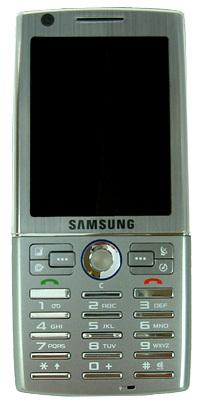 Samsung i550, posiblemente con GPS