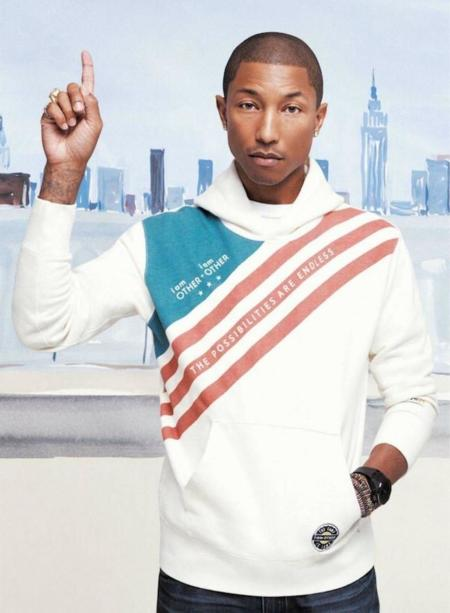Pharrell Uniqlo 1