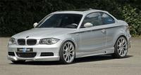 Hartge ofrece 350 CV para el BMW 135i Coupé