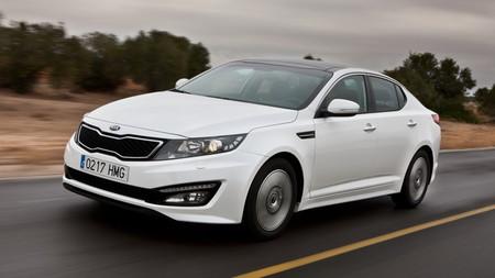 Kia Optima Hybrid, a la venta por 34.705 euros