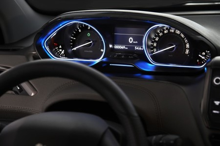 Peugeot 2008 Panel de instrumentos