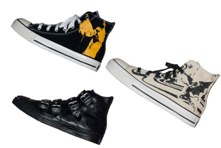 Zapatillas Converse de Black Sabbath