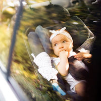 ¿Cómo actuar si vemos un niño con un golpe de calor encerrado en un coche?