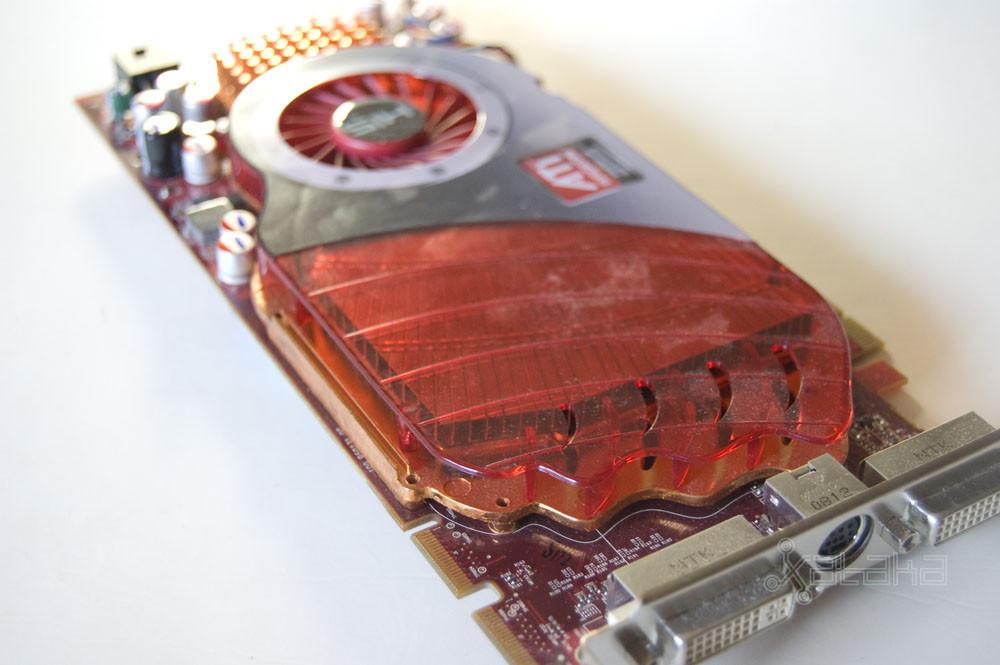 Foto de ATi HD Radeon 4850, análisis (9/13)
