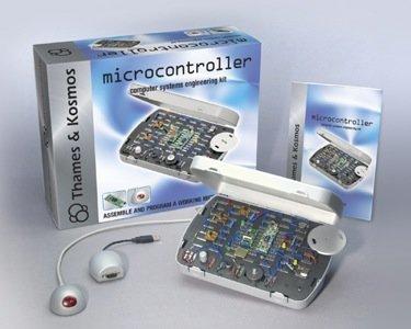 microcontroller, electrónica para todos