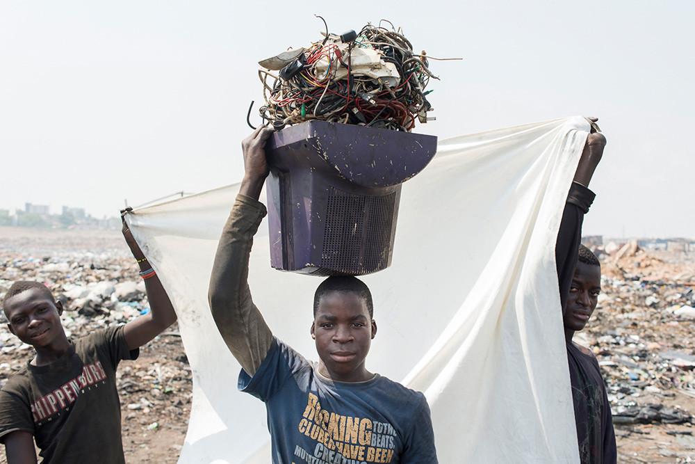 Reciclantes Agbogbloshie Antoni Perez 017