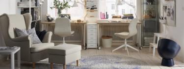 ¿Tienes que trabajar desde casa? Ikea nos da estos 7 consejos para adaptar tu hogar al teletrabajo