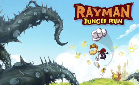 Rayman Jungle Run: corre, salta y golpea en  Windows 8