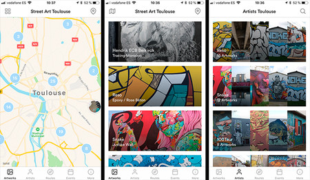 Street Art Cities App Como Funciona