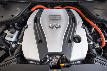 Infiniti Q50S hibrido motor