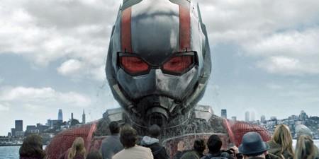 Por qué 'Ant-Man y la Avispa' es rematadamente graciosa: así se hace reír con un superhéroe minúsculo