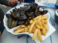 Cocina de Bretaña: les moules