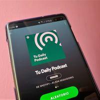 Así es como Spotify quiere ayudar a sus usuarios en México a descubrir nuevos podcasts