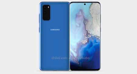 """Galaxy S11e, así luciría el estandarte de Samsung """"más barato"""" de 2020: pantalla curva y, por fin, triple cámara"""