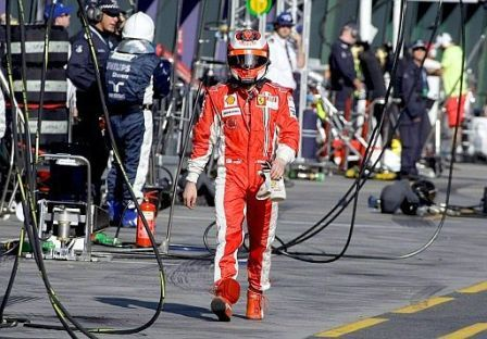 Desastroso inicio de Ferrari en Melbourne