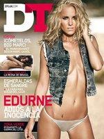 Edurne tremendamente sensual en DT
