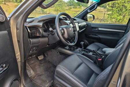 Prueba Toyota Hilux Invincible 4
