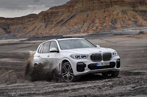 Este es el BMW X5 2018: más grande, más tecnológico y más todoterreno que nunca