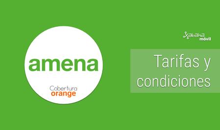 Tarifas de Amena fibra, móvil y combinados: todas las ofertas