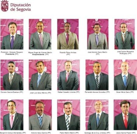 El Grupo del PP en la Diputación de Segovia rechaza que se graben los plenos para subirlos a la web