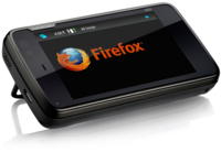 Firefox Mobile disponible para Nokia N900