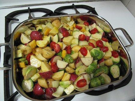 Nuestros trucos para presentar las frutas y verduras de forma más atractiva