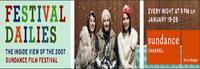 Festival Dailies, el canal de Sundance en YouTube