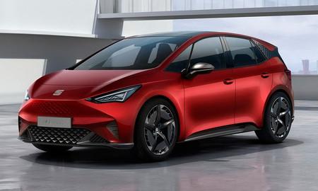 ¡Filtrado! Así es el SEAT el-Born Concept, el nuevo coche eléctrico de SEAT