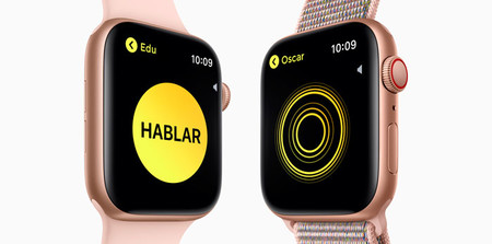Que Es Walkie Talkie En Apple Watch