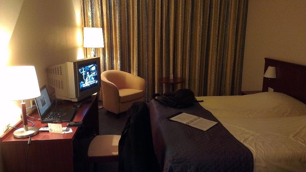Poner una smart tv en una habitaci n de hotel es innovaci n - Tv en habitacion ...