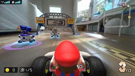Mario Kart Live para Nintendo Switch en México